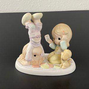Precious Moments date to have fun figurine